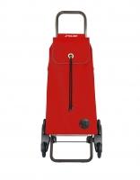 Rolser 'Pack' Logic - 6 Wheels Red