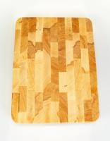 The Essential Ingredient Beech Wood Rectangular Chopping Board 40cm x 30cm x 4cm