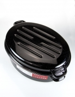 Judge High Oval Roaster 38cm x 30cm x 21cm