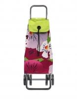 Rolser 'Taku' Trolley - 4 wheels Lime green