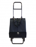 Rolser Thermo Mini Bag Trolley - 2 wheels Grey/Black