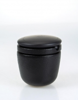Skeppshult Cast Iron Spice Grinder with Black Ash Wood Lid