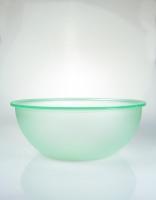 Salad Bowl Acrylic Glass - Ice Green 29.5cm