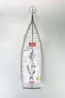 Inoxibar Fish Grill 54x13, 5x8cm