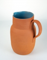 Graupera Stoneheart French Jug Blue 1L