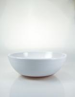Graupera 'Stoneheart' Bowl White/Natural 20cm