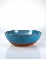 Graupera 'Stoneheart' Bowl Blue/Natural 20cm